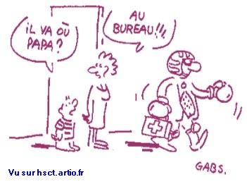 Humour securite et conditions de travail article 191 - Sensibilisation au port des epi ...