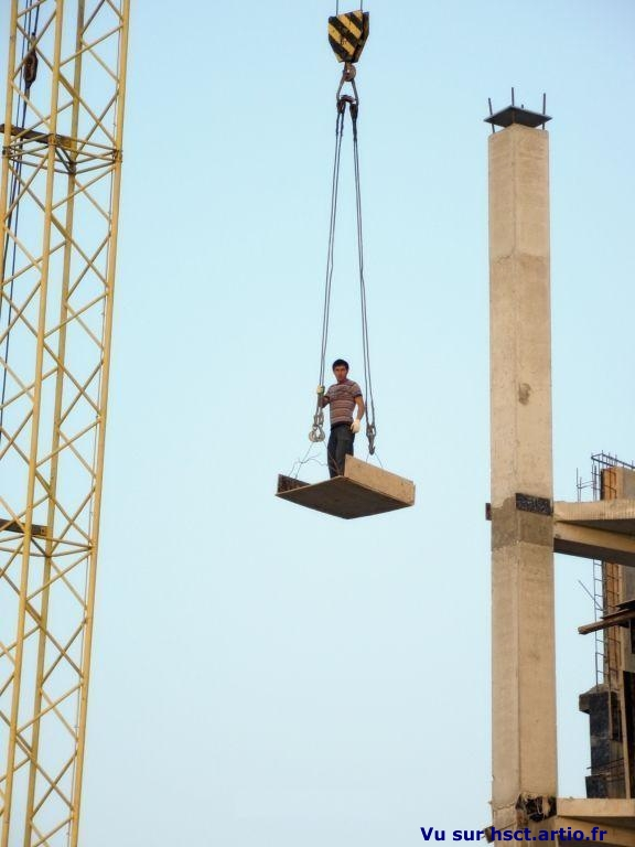 Divers accidents de chantier 775